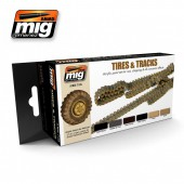 AMIG7105 TIRES AND TRACKS
