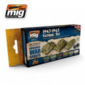AMIG7117 WARGAME 1943-1945 GERMAN SET
