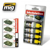 AMIG7003 OLIVE DRAB MODULATION SET