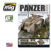 AMIG-PANZ0049 PANZER ACES 49 SPECIAL WWI (English)