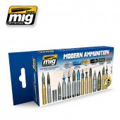 AMIG7129 MODERN AMMUNITION SET