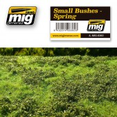 AMIG8360 SMALL BUSHES – SPRING