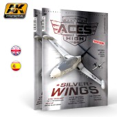 AK2912 ACES HIGH MAGAZINE 07 SILVER WINGS (English)