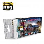 AMIG7153 SPACE LEGIONS COLOR SET