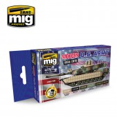 AMIG7159 MODERN USA ARMY COLORS