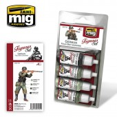 AMIG7021 GERMAN FIELD GREY UNIFORMS