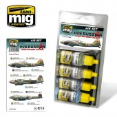 AMIG7224 VVS RUSSIAN WWII BOMBER COLORS
