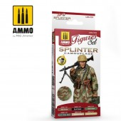 AMIG7029 SPLINTER CAMOUFLAGE SET