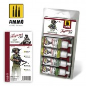 AMIG7030 IDF UNIFORMS SET