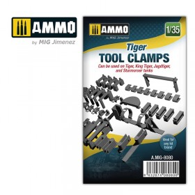 AMIG8080 Tiger tool clamps