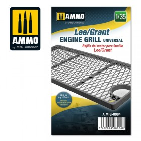 AMIG8084 Lee/Grant engine grille universal