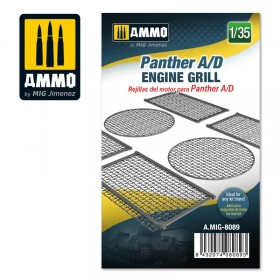 AMIG8089 Panther A/D engine grilles