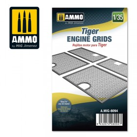 AMIG8094 Tiger Engine Grids