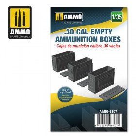 AMIG8107 .30 CAL EMPTY AMMUNITION BOXES