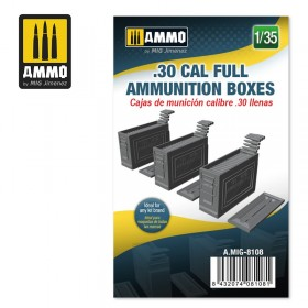 AMIG8108 .30 CAL FULL AMMUNITION BOXES