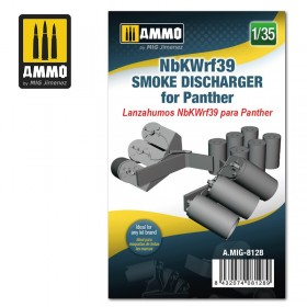 AMIG8128 NbKWrf39 Smoke Discharged for Panther