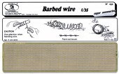 RM 032 Barbed wire