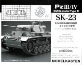 SK-23 PzIII/IV middle type B