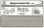 RM 033 Modern barbed wire